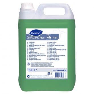 Jabón de manos Soft Care Plus H41 5L