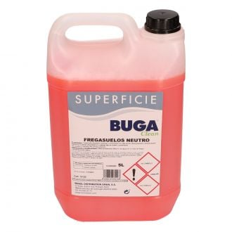 FriegaSuelos Neutro Buga Clean 5L