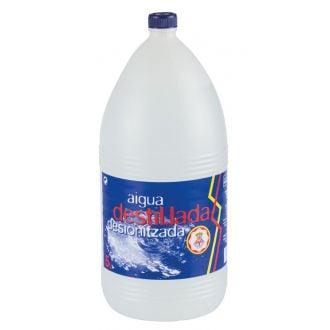 Agua destilada Sant Mateu 5L