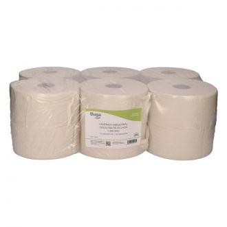 Higiénico Industrial Buga Reciclado 1 capa - 350m