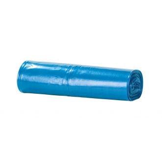 Bolsa de basura Doméstica 54x60cm azul G60