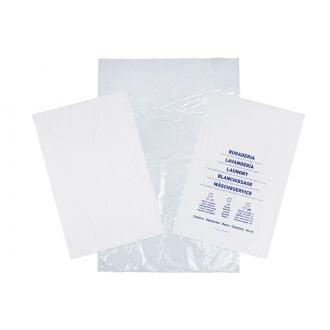 Bolsa lavandería 70x90cm transparente G120