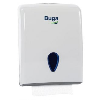 Dispensador Toalla Buga ABS blanco