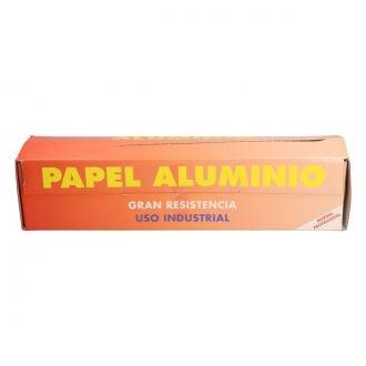 Papel aluminio 11 M. 40cm x 300m