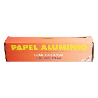 Papel Aluminio 11m 40cmx300m