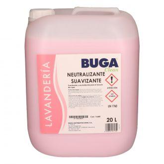 Neutralizante suavizante Buga Clean 20L