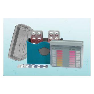 Medidor pH y Cloro Pooltester 40ud