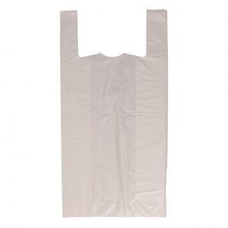 Bolsa Camiseta 50x60cm Blanca