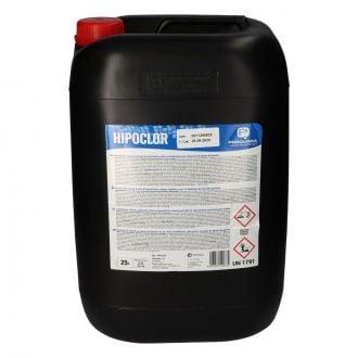 Hipoclorito sódico Proquimia 25L