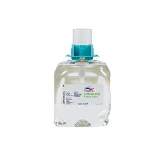 Jabón de manos espuma antimicrobial Pristine 1,25L