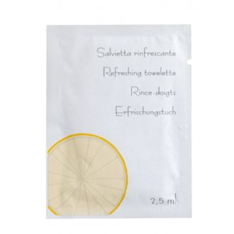 Toallita refrescante de Limón en Sachet Neutra 2,5ml