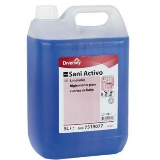 Limpiador Taski Sani Activo 5L