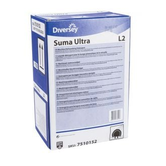 Detergente líquido Suma Ultra L2 10L