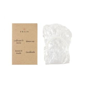 Gorro de Ducha en Caja Reciclada Neutra