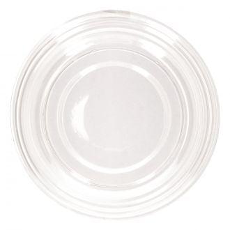 Tapa RPET transparente 750/1000 ml