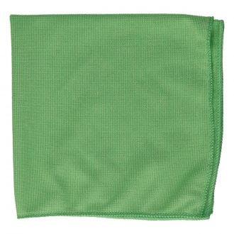 Bayeta de Microfibra 36x36cm Verde 218gr/m2