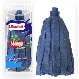 Fregona Microfibra Azul 270gr/m2