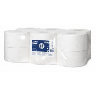 Papel Higiénico Industrial Tork Celulosa 2 Capas - 160m T2