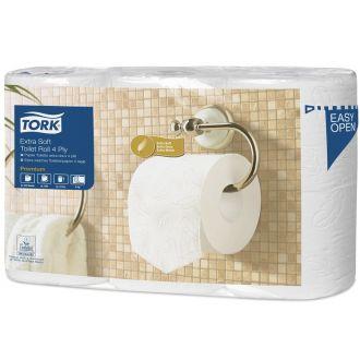 Higiénico Doméstico Tork Celulosa 4 capas - 19m