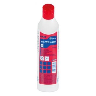Limpiador Into WC Super 750ml