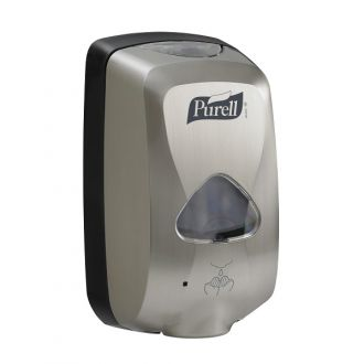 Dispensador Automático Purell TFX Acabado Metálico