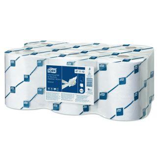 Toalla Secamanos rollo Celulosa Tork 2 capas - 143m blanca