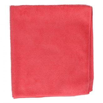 Bayeta Microfibra Rojo Touch 40x40cm 250gr/m2