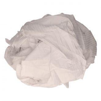 Paño de Algodón 60x60 Blanco Paq. 1 kg
