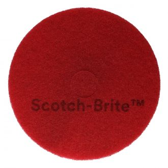 Disco rojo para Spray Cleaning 17' 432mm Scotch-Brite