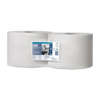 Papel de secado Tork 2 Capas - 400m Blanca