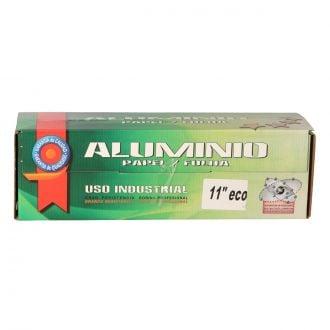 Papel aluminio 11 M. 30cm x 200m ECO