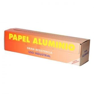 Papel Aluminio Industrial 40x11cm