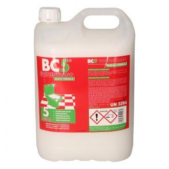 Limpiador higienizante y desincrustante BC5 5L