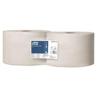 Bobina Industrial Tork Celulosa 2 Capas - 600m Blanca