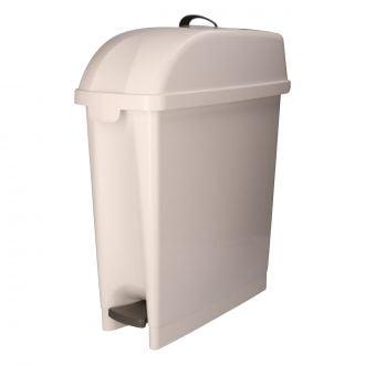 Contenedor higiénico ELLE 17L TTS blanco