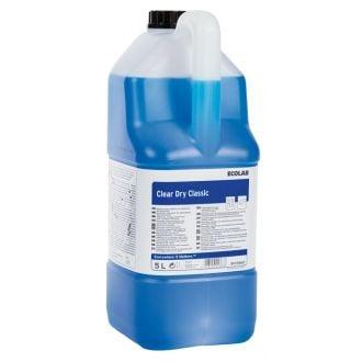 Abrillantador Clear Dry Classic 5L