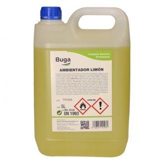 Ambientador Limón Buga 5L