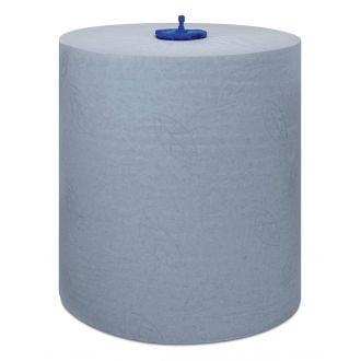 Bobina Secamanos Autocorte Tork  Matic Celulosa 2 capas - 150m azul