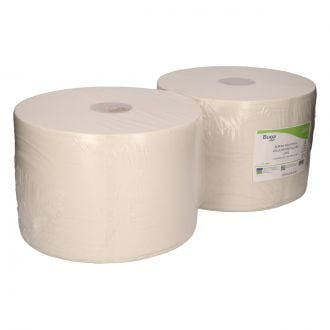 Bobina Industrial Buga Reciclado 2 capas - 600m