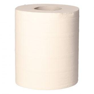 Bobina Secamanos rollo Celulosa Buga 2 capas - 130m blanca