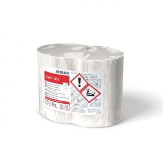 Detergente sólido super Concentradoetrado para Lavavajillas Apex 3,1Kg