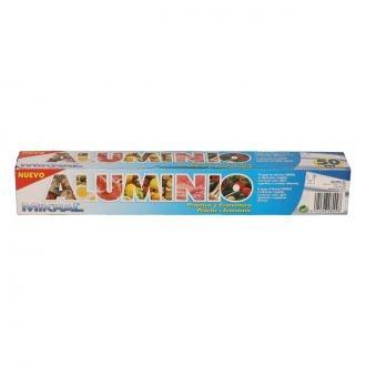 Papel Aluminio 11m 30cmx50m