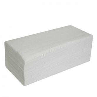 Toalla Secamanos V Tissue Celulosa Buga 2 capas blanca