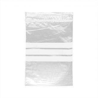 Bolsa muestra 12x18cm transparente G160