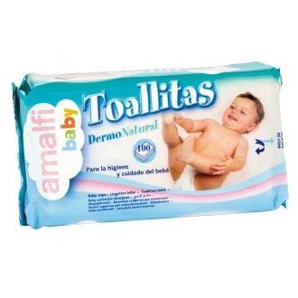 Toallitas higiénicas húmedas Amalfi Baby