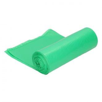 Bolsa de basura industrial 85x105cm verde G75