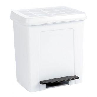 Cubo sanitario 8L con pedal y tapa