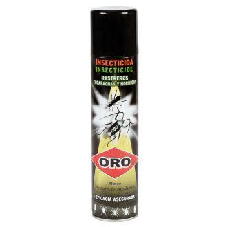 Insecticida rastreros Spray Oro 520cc