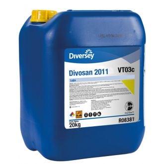 Producto clorado Divosan 2011 VT03c 20L