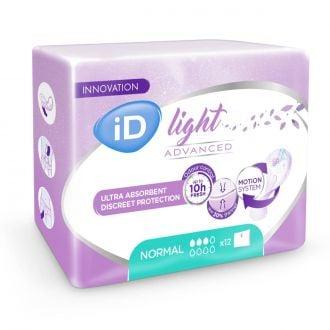 Compresas ID Light TDS normal